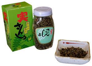 実山椒ビン詰め 50g